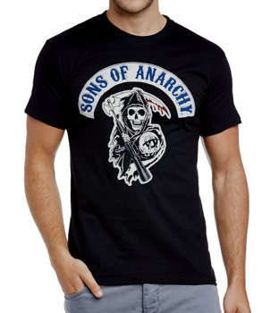 koszulka SONS OF ANARCHY - MAIN LOGO BANNER
