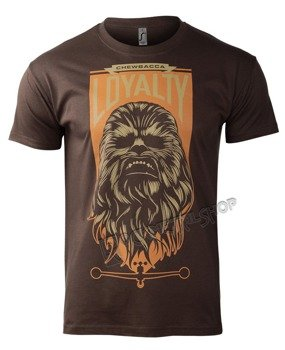 koszulka STAR WARS - CHEWBACCA LOYALTY