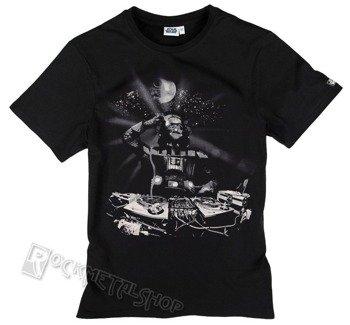 koszulka STAR WARS - DJ VADER czarna