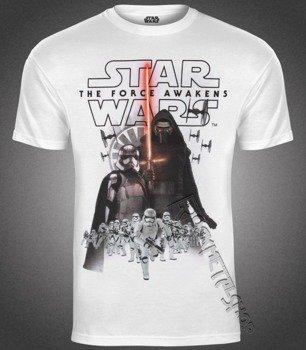 koszulka STAR WARS - EPISODE VII NEW VILLAINS