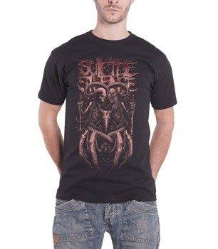 koszulka SUICIDE SILENCE - RAPE OF JUSTICE