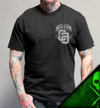 koszulka SULLEN - CALI GUTTER czarna