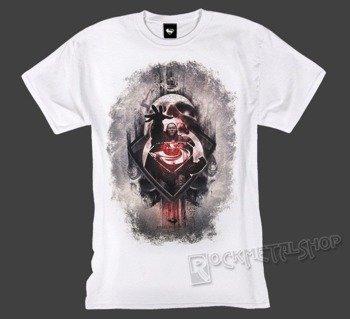 koszulka SUPERMAN - MAN OF STEEL - ZOD SKULL