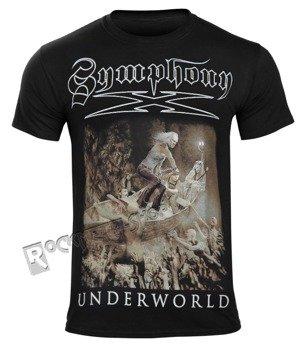 koszulka SYMPHONY X - UNDERWORLD SHIP