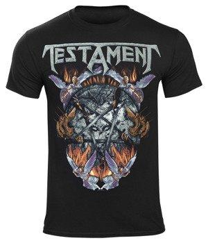 koszulka  TESTAMENT - DAMNATION
