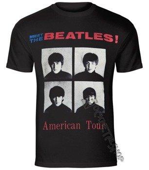 koszulka THE BEATLES - AMERICAN TOUR 1964