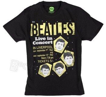 koszulka THE BEATLES - LIVE IN CONCERT