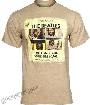 koszulka THE BEATLES - LONG AND WINDING ROAD