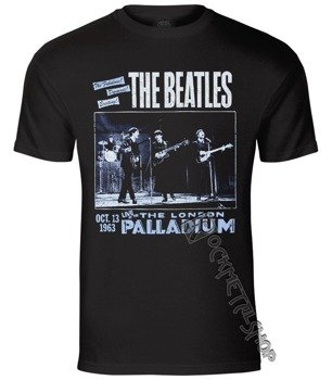 koszulka THE BEATLES - PALLADIUM 1963