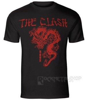 koszulka THE CLASH - DRAGON