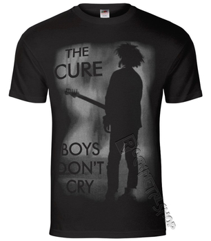 koszulka THE CURE - BOYS DON'T CRY