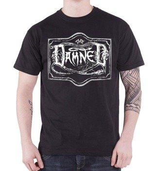 koszulka THE DAMNED - LOGO