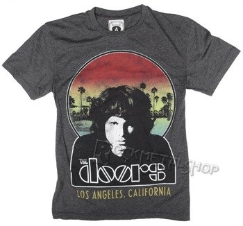 koszulka THE DOORS - L.A. FADED BLACK