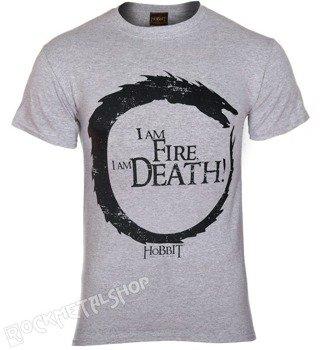 koszulka THE HOBBIT - FIRE DEATH
