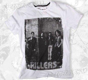 koszulka THE KILLERS biała