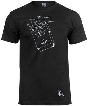 koszulka THE LOLLIPOPS - HOLD! czarna