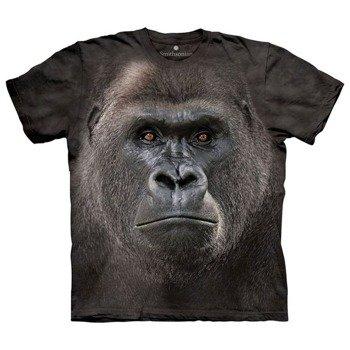 koszulka THE MOUNTAIN - BIG FACE LOWLAND GORILLA, barwiona