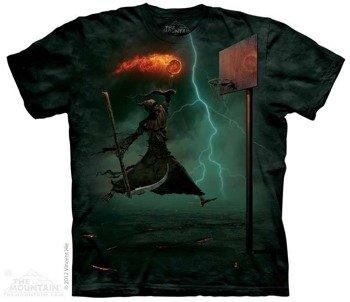 koszulka THE MOUNTAIN - DEATH DOES, barwiona