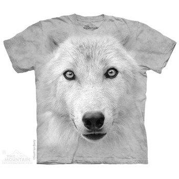 koszulka THE MOUNTAIN - DON'T LOOK WOLVES, barwiona