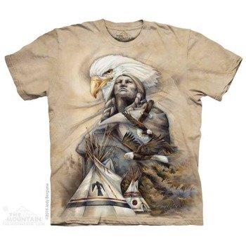 koszulka THE MOUNTAIN - ETERNAL SPIRIT, barwiona