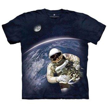 koszulka THE MOUNTAIN - FIRST AMERICAN SPACE WALK, barwiona