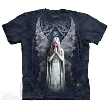 koszulka THE MOUNTAIN - ONLY LOVE REMAINS, barwiona
