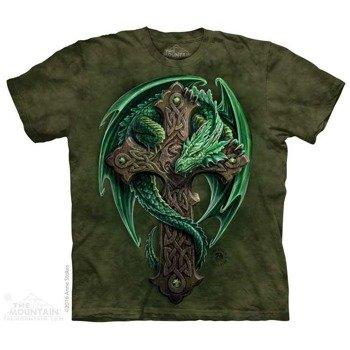koszulka THE MOUNTAIN - WOODLAND GUARDIAN, barwiona