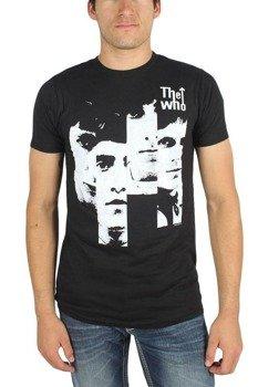 koszulka THE WHO - SECTIONS