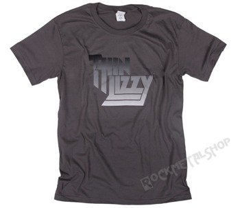 koszulka THIN LIZZY - GRADIENT LOGO GREY