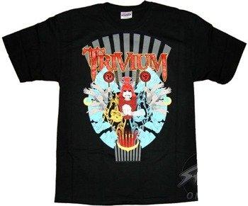 koszulka TRIVIUM - SAMURAI