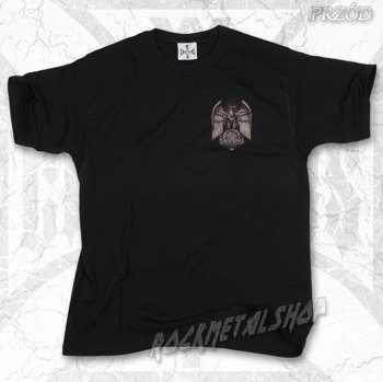 koszulka WEST COAST CHOPPERS - EAGLE CREST czarna
