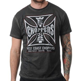 koszulka WEST COAST CHOPPERS - HAND BUILT