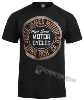 koszulka WEST COAST CHOPPERS - JJ MOTOR czarna