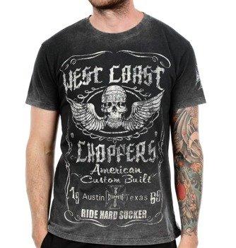 koszulka WEST COAST CHOPPERS - RIDE HARD SUCKER