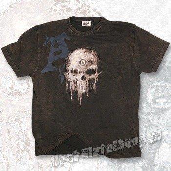 koszulka barwiona ICE SKULL