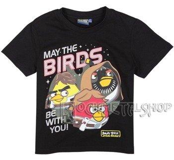 koszulka dziecięca ANGRY BIRDS STAR WARS - MAY THE BIRDS BE WITH YOU