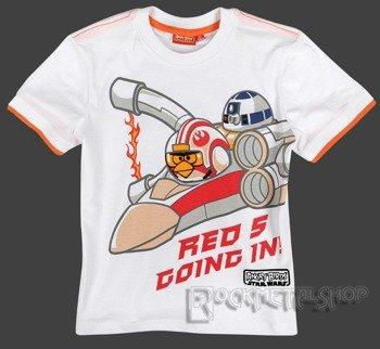 koszulka dziecięca ANGRY BIRDS STAR WARS - REDS GOING IN