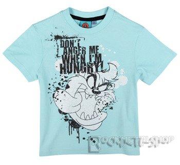 koszulka dziecięca DIABEŁ TASMAŃSKI - DON'T ANGER ME...