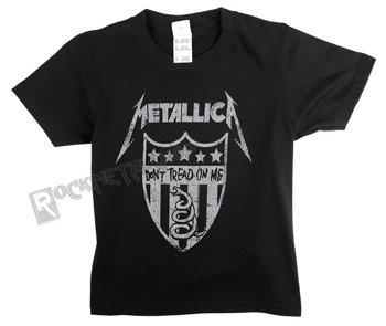 koszulka dziecięca METALLICA - DON'T TREAD ON ME