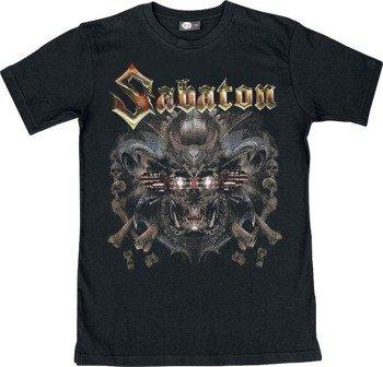 koszulka dziecięca SABATON - METALIZER
