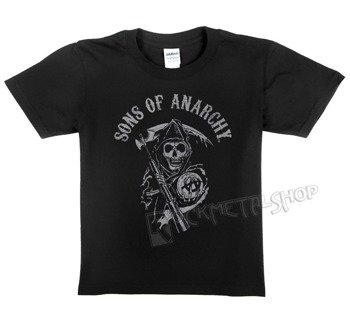 koszulka dziecięca SONS OF ANARCHY - LOGO