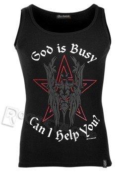 koszulka na ramiączka DARKSIDE - GOD IS BUSY