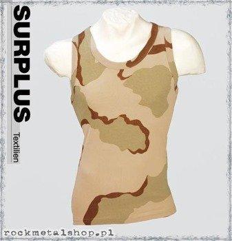 koszulka na ramiączka TANK 3-FARBEN DESERT [10-6011-32], SURPLUS