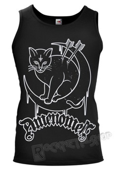 koszulka na ramiączkach AMENOMEN - MOONCAT (OMEN011KR)