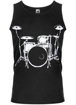koszulka na ramiączkach DRUMS