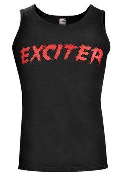koszulka na ramiączkach EXCITER - RED LOGO