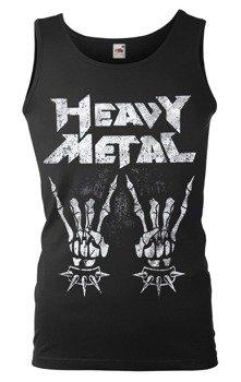 koszulka na ramiączkach HEAVY METAL - MANO CORNUTA