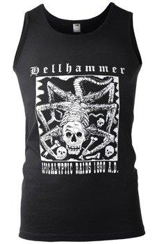 koszulka na ramiączkach HELLHAMMER - APOCALYPTIC RAIDS 1990 A.D