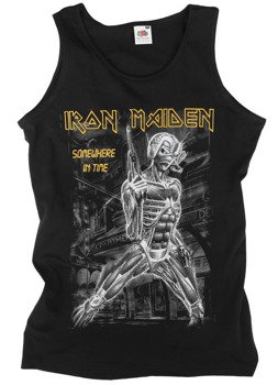 koszulka na ramiączkach IRON MAIDEN - SOMEWHERE IN TIME