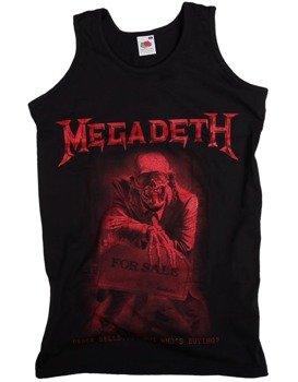 koszulka na ramiączkach MEGADETH - PEACE SELLS... BUT WHO'S BUYING?